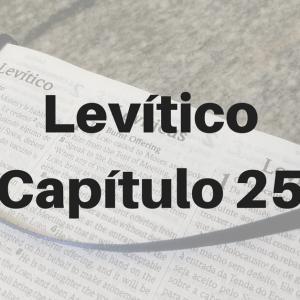 Levítico Capítulo 25