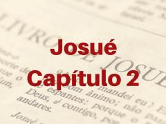 Josué Capítulo 2