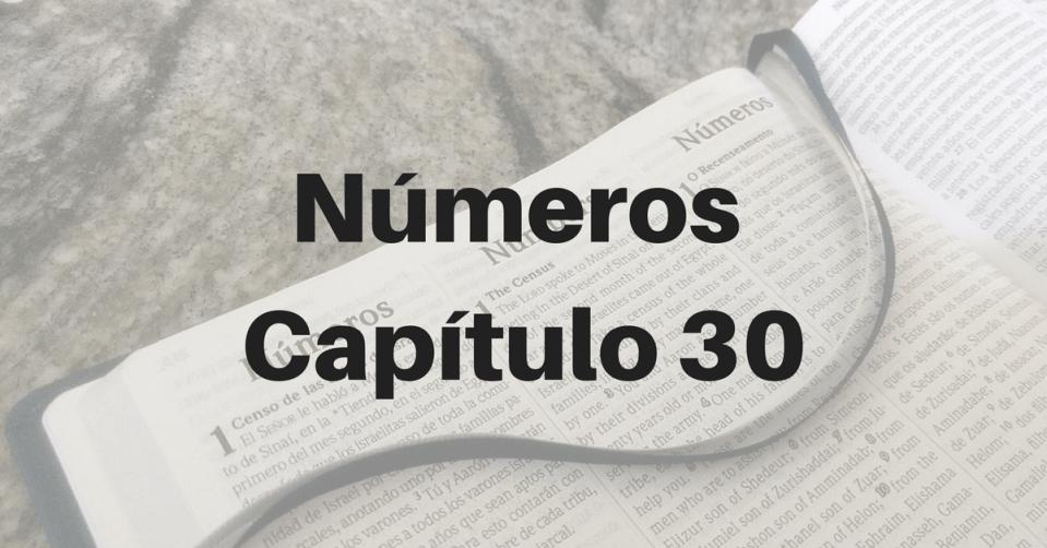 Números Capítulo 30
