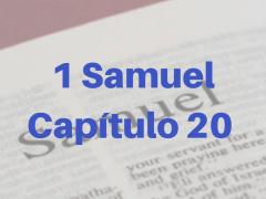 1 Samuel Capítulo 20