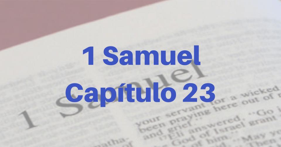 1 Samuel Capítulo 23