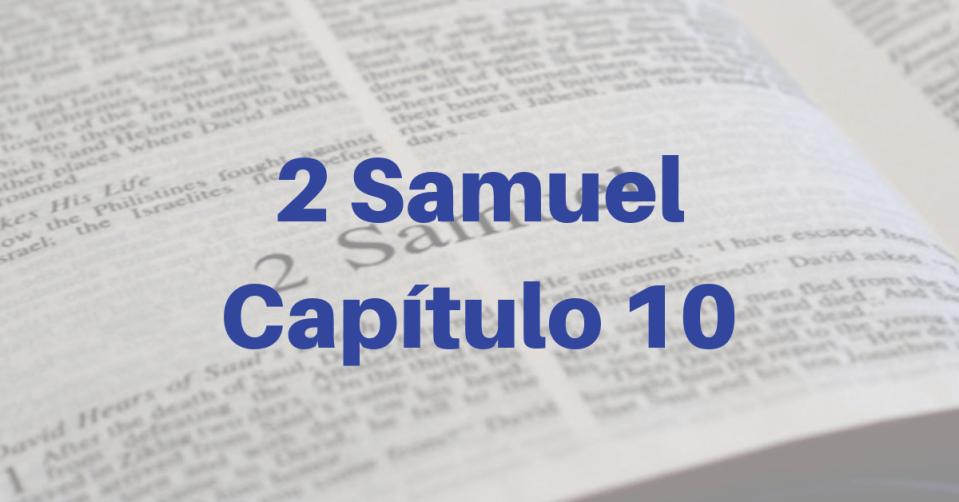 2 Samuel Capítulo 10