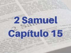 2 Samuel Capítulo 15