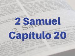 2 Samuel Capítulo 20