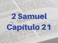2 Samuel Capítulo 21
