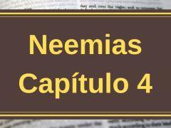 Neemias Capítulo 4