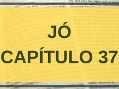 Jó Capítulo 37