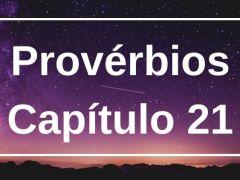 Provérbios Capítulo 21