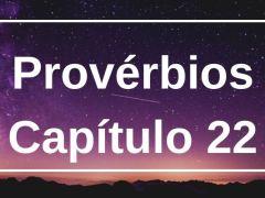 Provérbios Capítulo 22