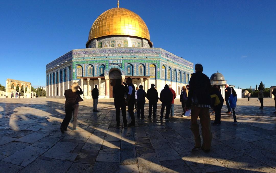 2019 Israel Tour Registration Opens!
