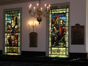 Inside St. John's Church (Richmond, VA)