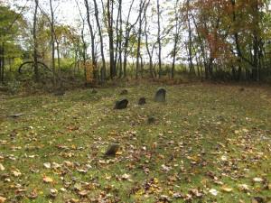 Cemetery on God's Knob