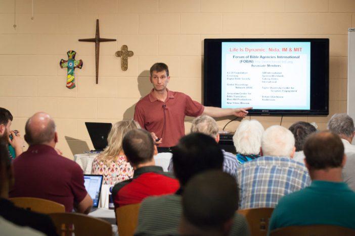 Adam Simnowitz - Bible Translation Issues in Insider Movement