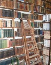 A Visit to London's Evangelical Library 2