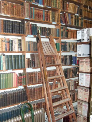 A Visit to London's Evangelical Library 1