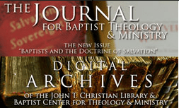 Journal for Baptist Theology and Mission on-line