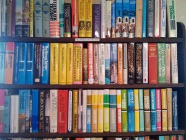 Book Aid London - a Hidden Gem of a Theological Bookshop 4
