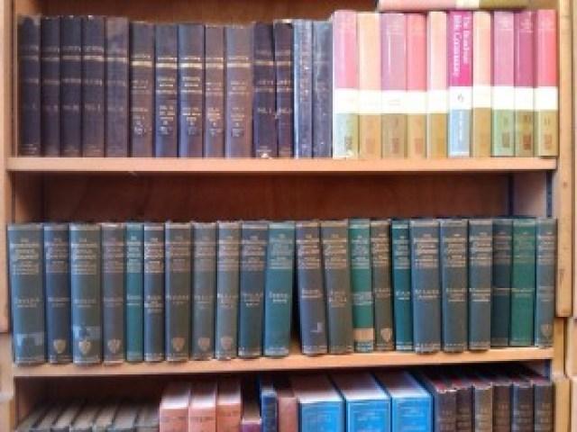 Book Aid London - a Hidden Gem of a Theological Bookshop 5