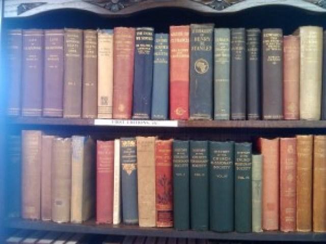 Book Aid London - a Hidden Gem of a Theological Bookshop 8