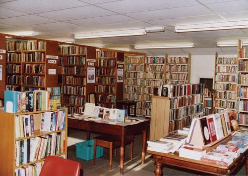 Book Aid London - a Hidden Gem of a Theological Bookshop 1