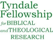 Tyndale Fellowship Logo