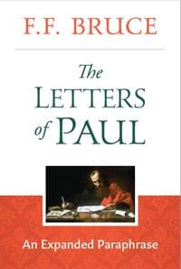 The Letters of Paul - F.F. Bruce