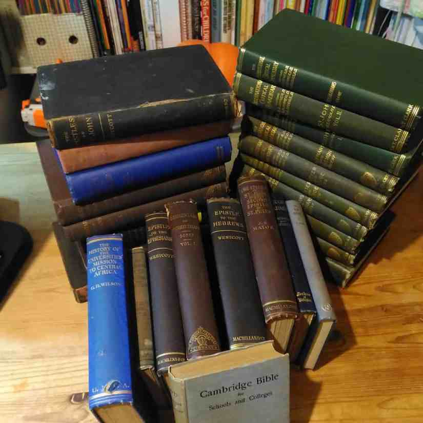 Commentaries for Digitisation