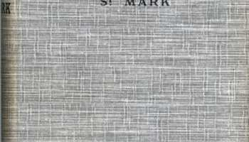 Alfred Plummer [1841-1926], The Gospel According to Mark. Cambridge Greek Testament.