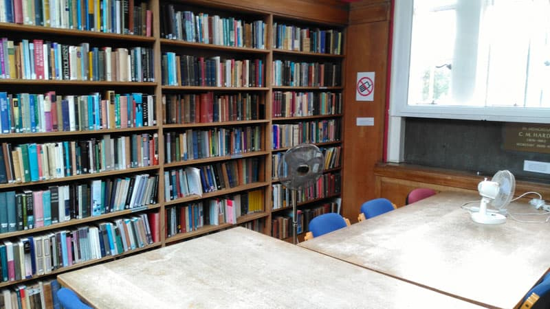 BETH Conference 2019 Day 4: Regent's Park College & Angus Library 1
