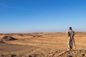 desert, man, arabic, abraham en egipto