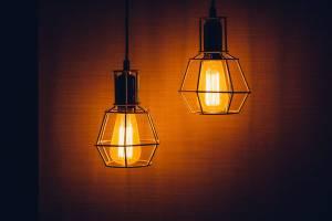 light bulbs, lights, lamps