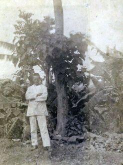 Rimbaud en Harar (1883)