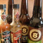 It's all about the (Eight Degrees Brewing) beer
