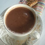 Spiced (and Slightly Salted) Hot Chocolate