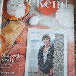 Food writing in the digital age: Irish Examiner feature