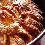 Apples for cake: Cinnamon Apple Cake