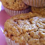 Val's Oatmeal Muffins
