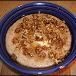 Winter breakfasts: Porridge