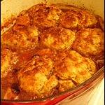 Rabbit success: Ballyvoddy Rabbit Stew with Herb Dumplings
