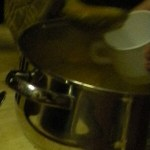 Winter Warmers: Butternut Squash and Sweet Potato Soup