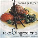 Take 6 Ingredients by Conrad Gallagher ***