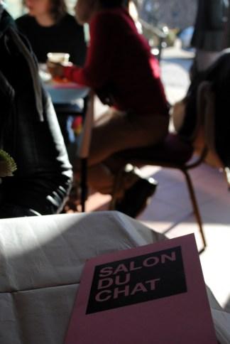 Bibliocook.com - Salon du Chat at Hearsay Audio Festival 2014