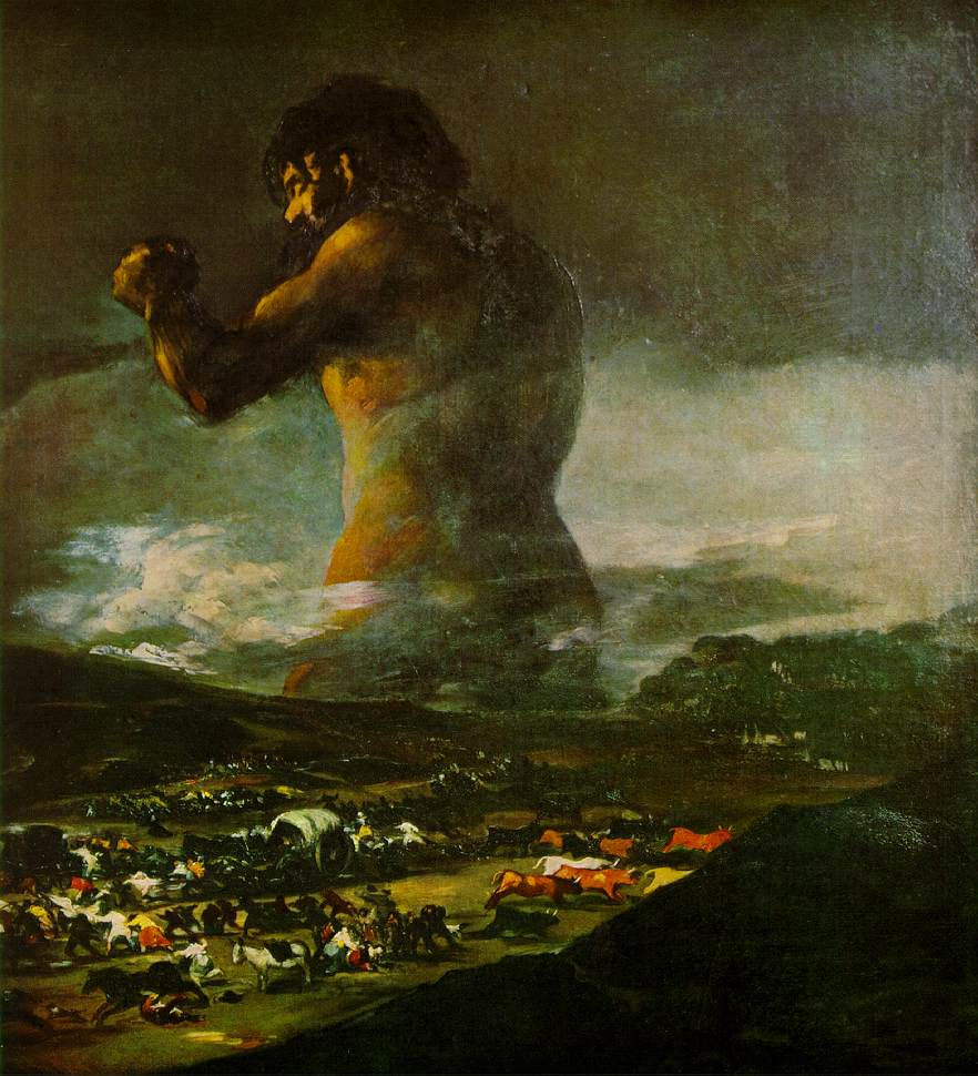 goya-colossus