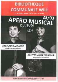 Juliette Malek Mansour - Corentin Dalgarno