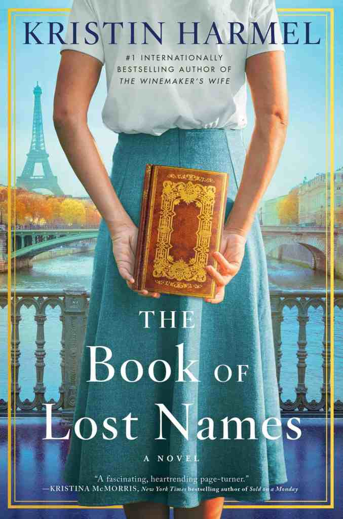 The Book of Lost Names by Kristin Harmel