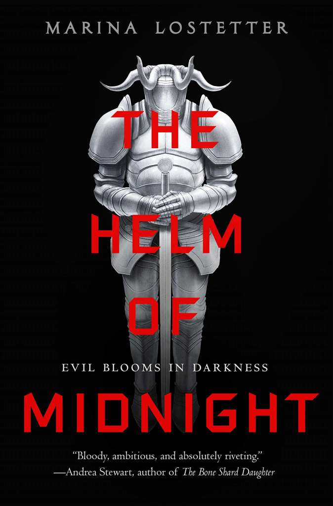 The Helm of Midnightby Marina Lostetter