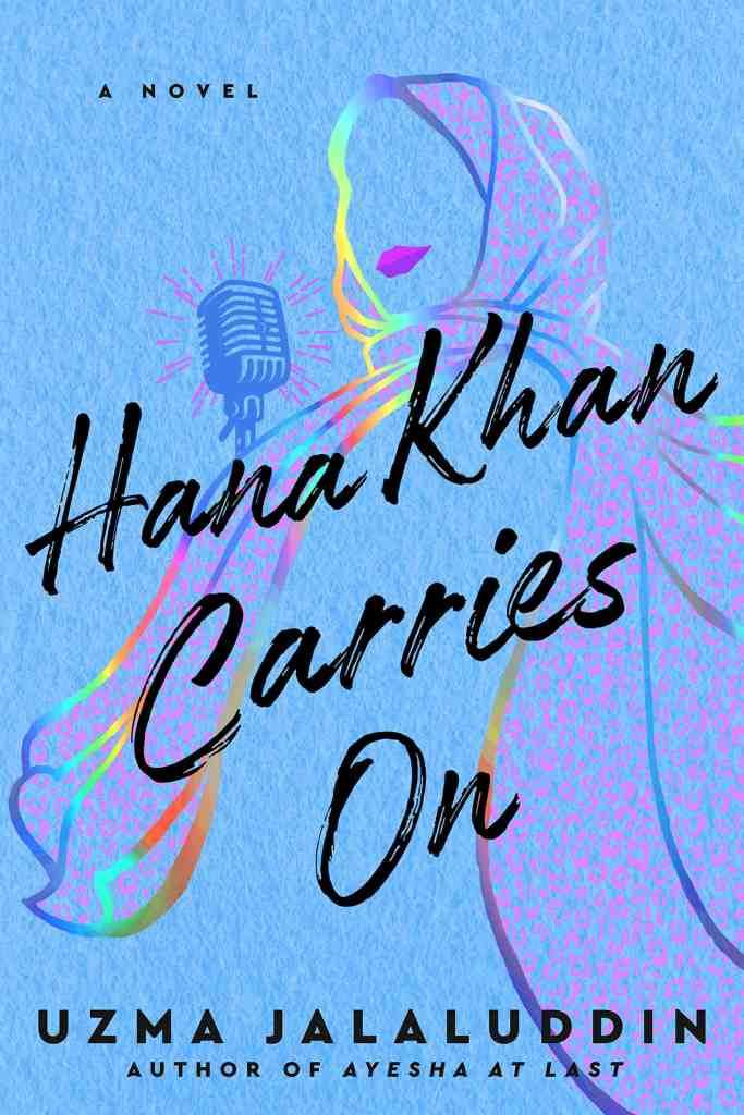 Hana Khan Carries On Uzma Jalaluddin