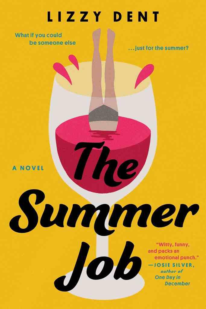 The Summer Job Lizzy Dent