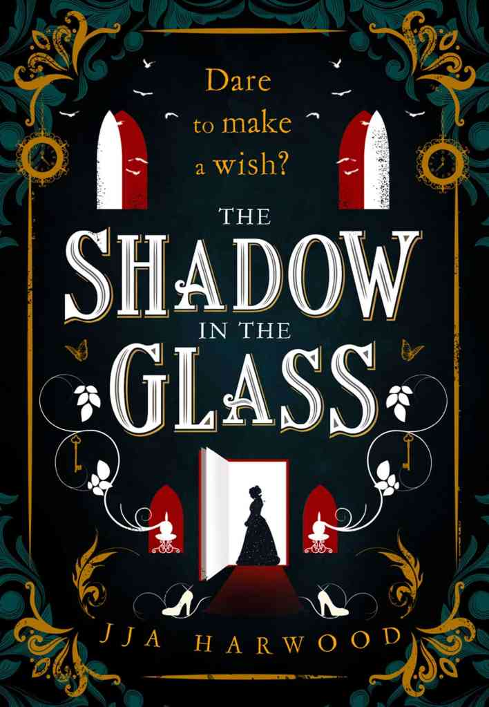 The Shadow in the Glass JJA Harwood