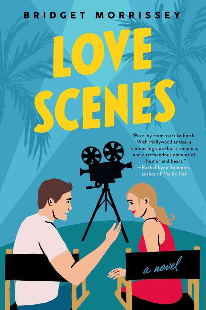 Love Scenes Bridget Morrissey